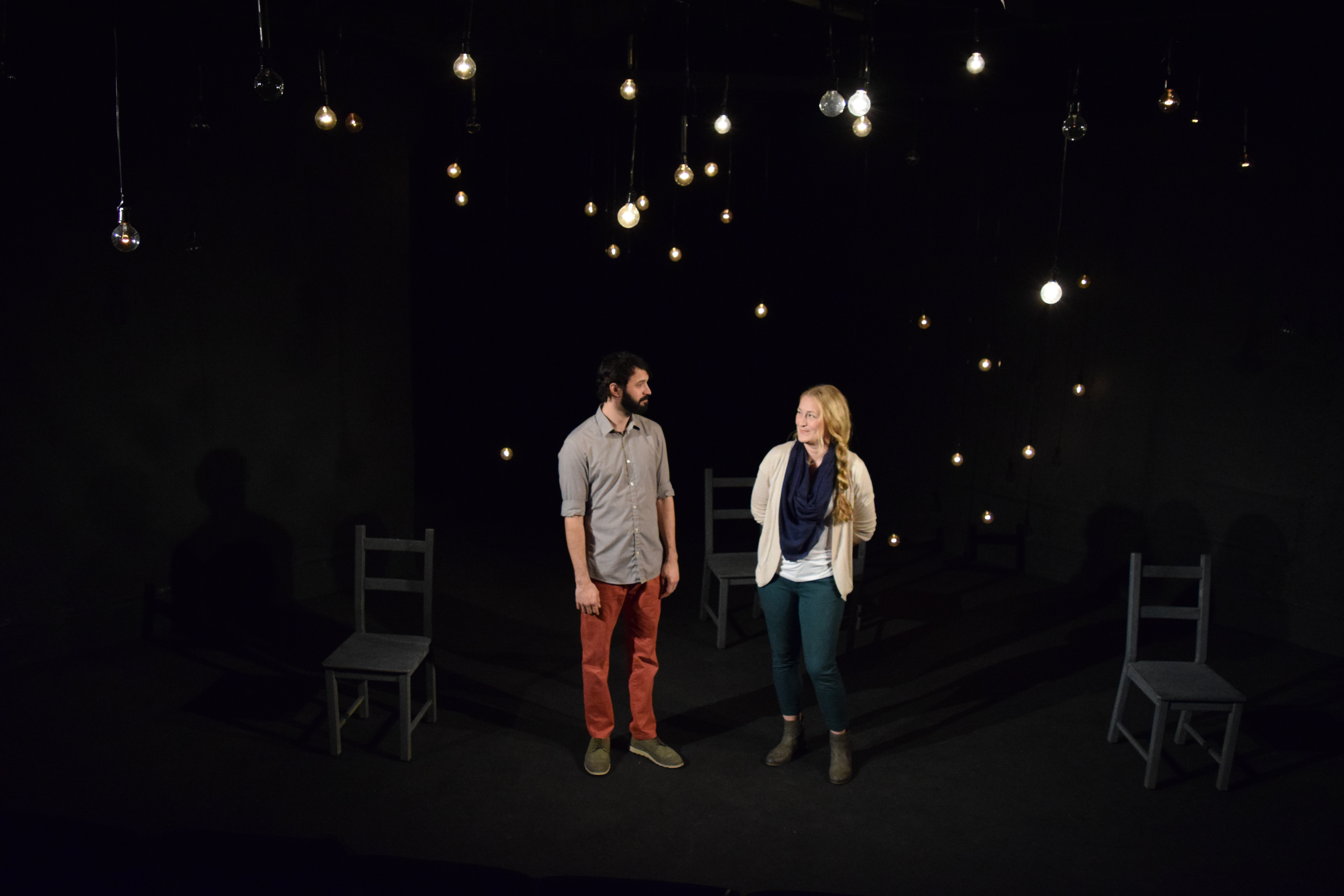 Constellations Production Image