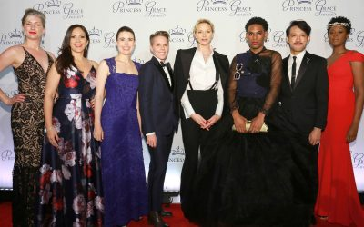 Liz Fisher Wins Princess Grace Award